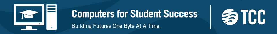 Computers for Student Success Banner